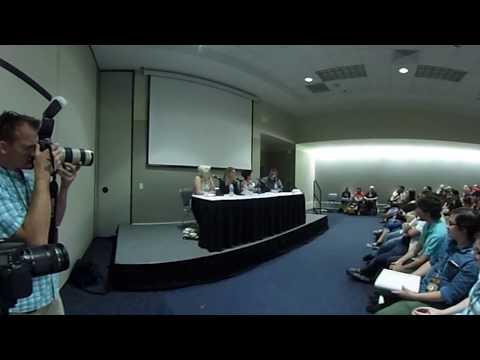 Twin Peaks Panel w Sheryl Lee and Sherilyn Fenn  SpaCon 2017, Hot Springs, AR