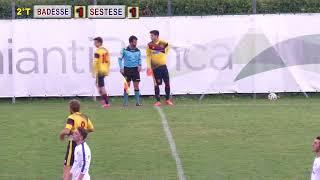 Eccellenza Girone B Badesse-Sestese 1-1