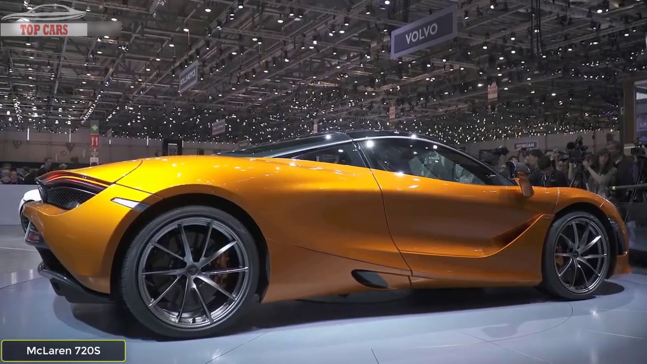 top cars   top 10 new highlighted supercars 2017 - upcoming 2018