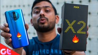 Poco X2 Unboxing & First Impressions ⚡⚡ The New King? | GT Hindi