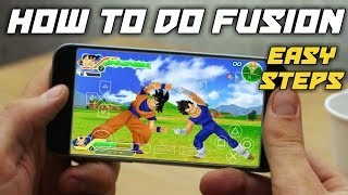 How to do Fusion in Dragon Ball Z Tenkaichi Tag Team