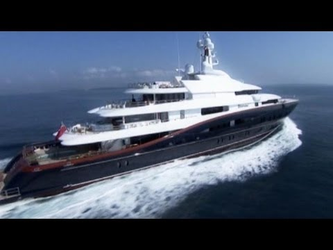 The Best Superyacht: The Billionaire Pushing Limits