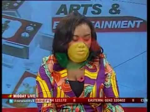 MiddayLive -Yvonne Chaka Chaka Speaks on The Prospects of Ghanaian Music - 5/11/2014