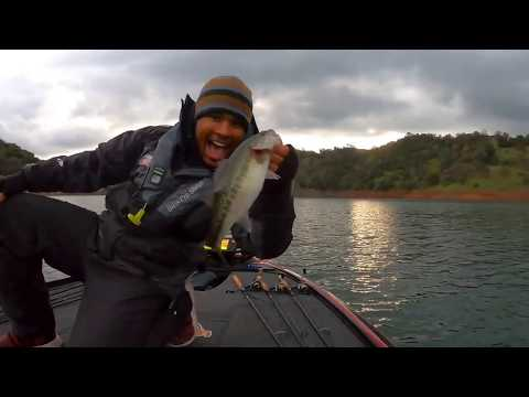 Every Catch From Start To Finish Lake New Melones