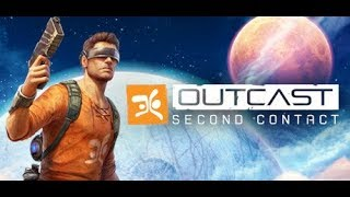 Обзор игры: Outcast  'Second Contact' (1999-2017).
