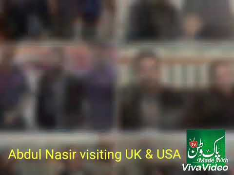 Abdul Nasir visiting UK & USA
