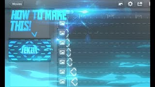 tutorial how to make intro like sharkfx new intro template in android 30 like for next tutorial