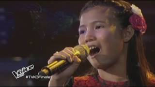 The Voice kids Grand Finale