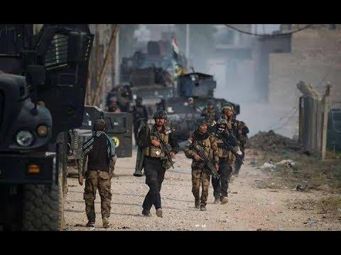 Iraqi Special Operations Forces ICTS - العمليات الخاصة جهاز مكافحة الارهاب