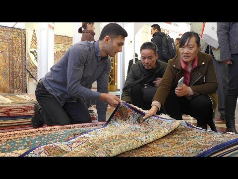 Persian carpet traders in US prepare for impact after sanctions on Iran
