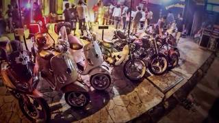 Rock & Ride Cafe Racer, Scooter, Street Cub, Sports Bike x The SIGIT - Detourn