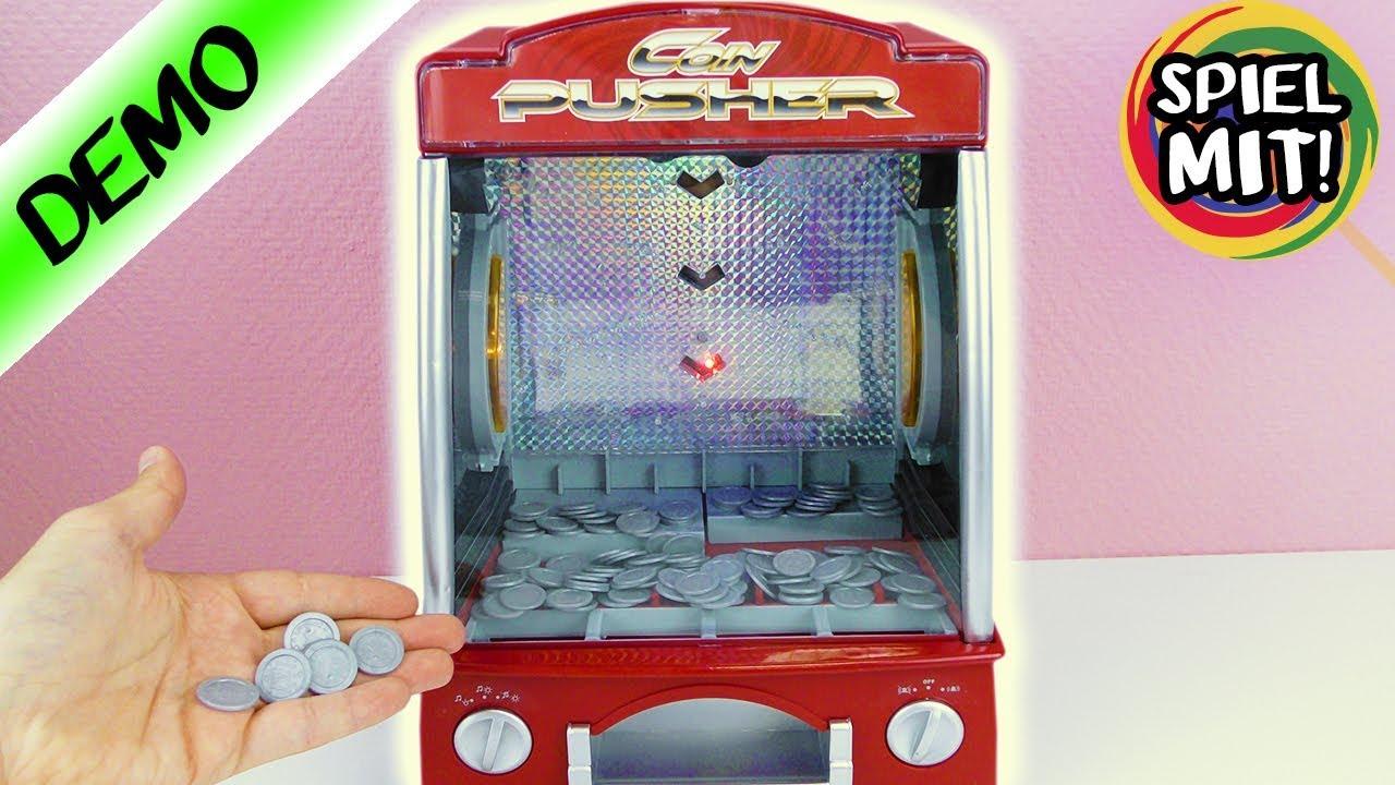 MГјnzschieber Automat