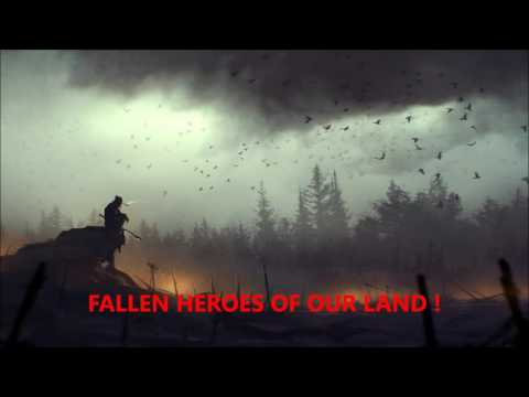 Marius Danielsen's Legend Of Valley Doom - Fallen Heroes (with lyrics)