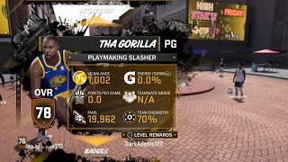 The NBA 2K18 Money Pit - Spending 100K VC