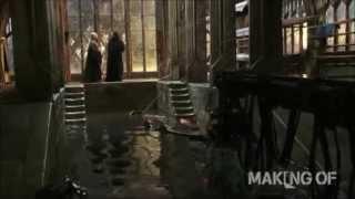 Alan Rickman/Severus Snape Behind the Scenes