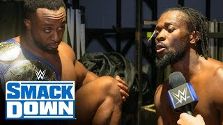The New Day poised to heat it up at WWE TLC: SmackDown Exclusive, Dec. 13, 2019