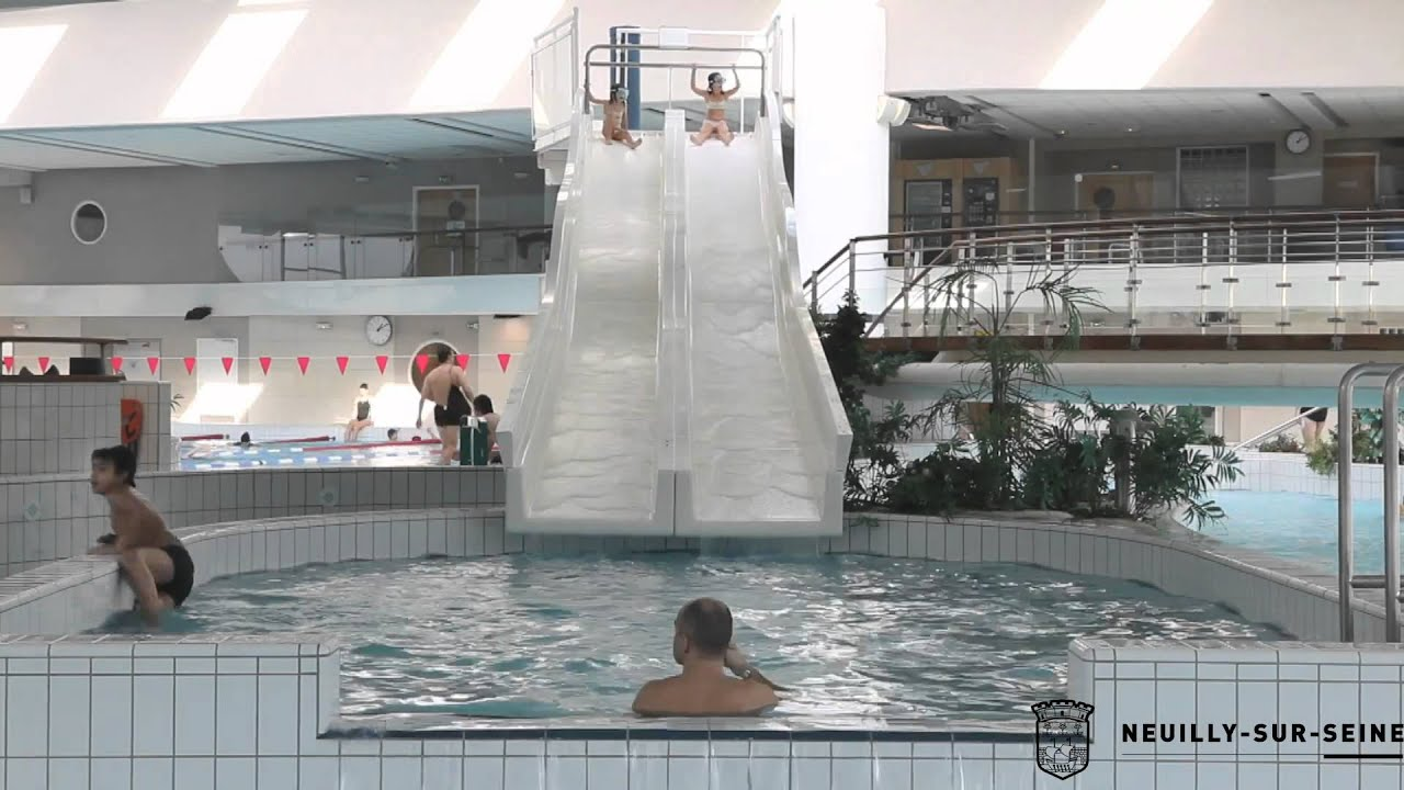 No l 2011 au centre aquatique de neuilly youtube for Piscine neuilly