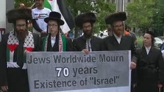 Statement by Neturei Karta to the Quds Day rally in Toronto