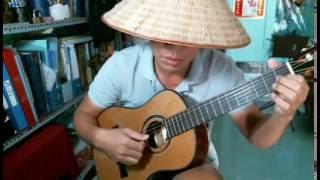 Điệu Boston - Lặng lẽ nơi này - Trịnh Công Sơn (Anhbaduy Guitar - Cà Mau)