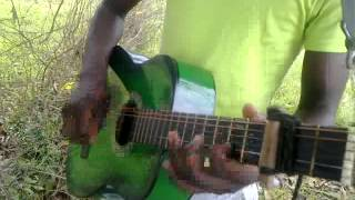 how to play maskandi guitar (zulu traditional music)