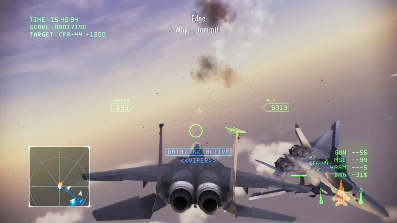 ace combat 5 aces mission
