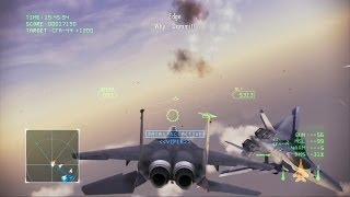 Ace Combat Infinity Mission 5 (Far Eastern Front)