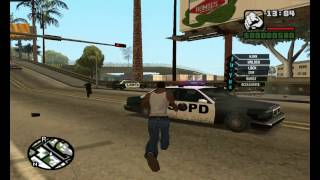 GTA San Andreas Watch Dogs Mod How to Install EASY with GAMEPLAY