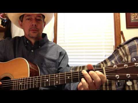 how to play the year clayton delaney died Intro & Chords in C - tom t hall
