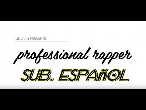Lil Dicky - Professional Rapper subtitulada español (ft Snoop Dogg)