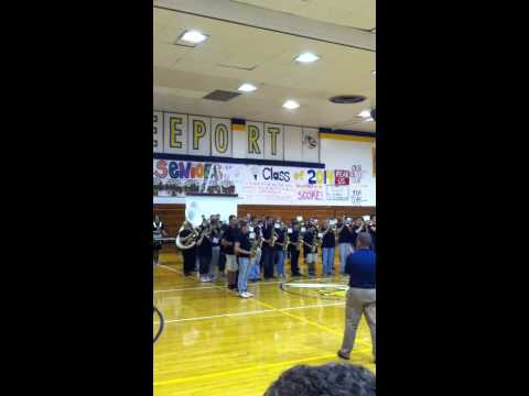 Freeport Marching Band fight songs