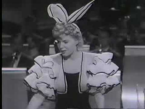 Betty Hutton  Arthur Murray Taught Me Dancing in a Hurry