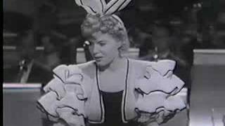 Betty Hutton - Arthur Murray Taught Me Dancing in a Hurry