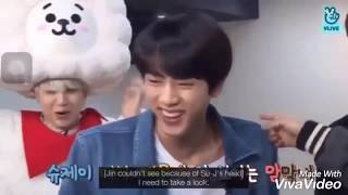 Download BTS Suga being bullied by Jin Mp3 and Videos
