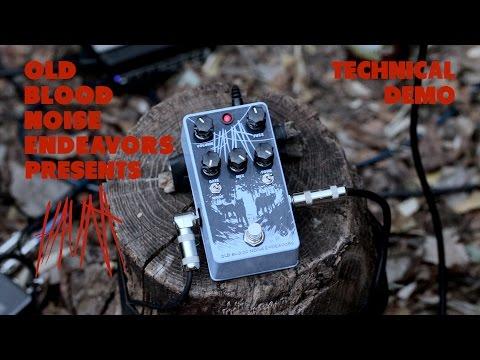 Old Blood Noise Endeavors Haunt Technical Demo