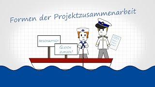 Folge 06 - Formen der Projektzusammenarbeit