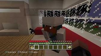 Une erreure de prison (Minecraft)