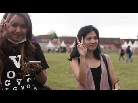BANYUWANGI YOUTH FEST 2017 - JRX SID AND SONY BONO