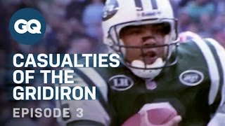 retired nfl players manage chronic pain–football injuries–gq casualties of the gridiron–ep3