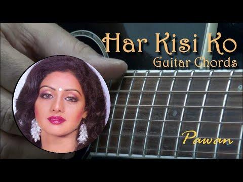 Har Kisi Ko Nahin Milta - BOSS - Guitar Chords Lesson