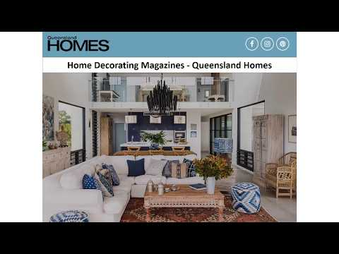 Home Decorating Magazines - Queensland Homes