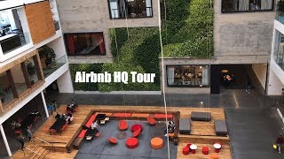 Gambar cover Why Airbnb is No.1 best place to work for?!  Airbnb HQ Tour in San Francisco