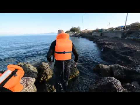 FAKE LIFE JACKETS: A life and death threat to refugees crossing to Lesvos, Greece