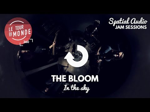 Projeto Le Tour Du Monde 360º lança primeira Jam Session internacional, com The Bloom