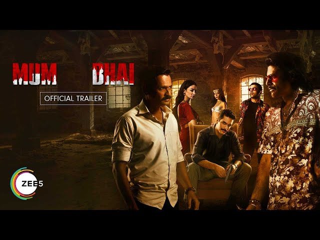 Mum Bhai | Official Trailer | Streaming Now on ZEE5