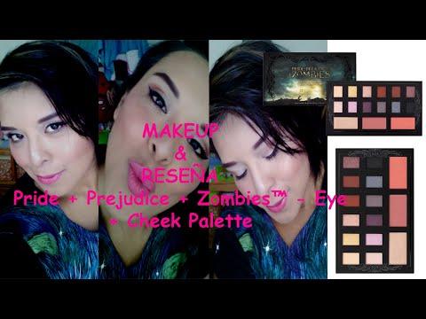 bh-cosmetics-pride-+-prejudice-+-zombies-/-reseÑa-y-makeup-neutro