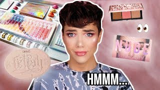 FULL FACE OF HOLIDAY COLLECTIONS... YIKES LOL | Thomas Halbert