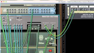 Advanced Mastering - Focusing the Master Bus Compressor