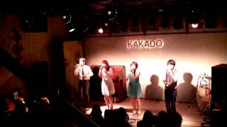すぺあみんと/あ~よかった(花*花) 2013/04/07 御茶ノ水KAKADO http:/...