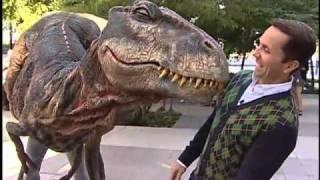 Walking With Dinosaurs visits Urban Rush