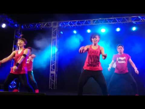 Asian Invasion-ZINCON2016 in Asia ZUMBA Conference